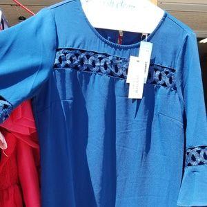 Brand New Stitch Fix Bell Sleeve Dress w/tags
